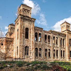 Old Synagogue by Richard Michael Lingo - Buildings & Architecture Decaying & Abandoned ( decaying, vidin, buildings, bulgaria, synagogue,  )