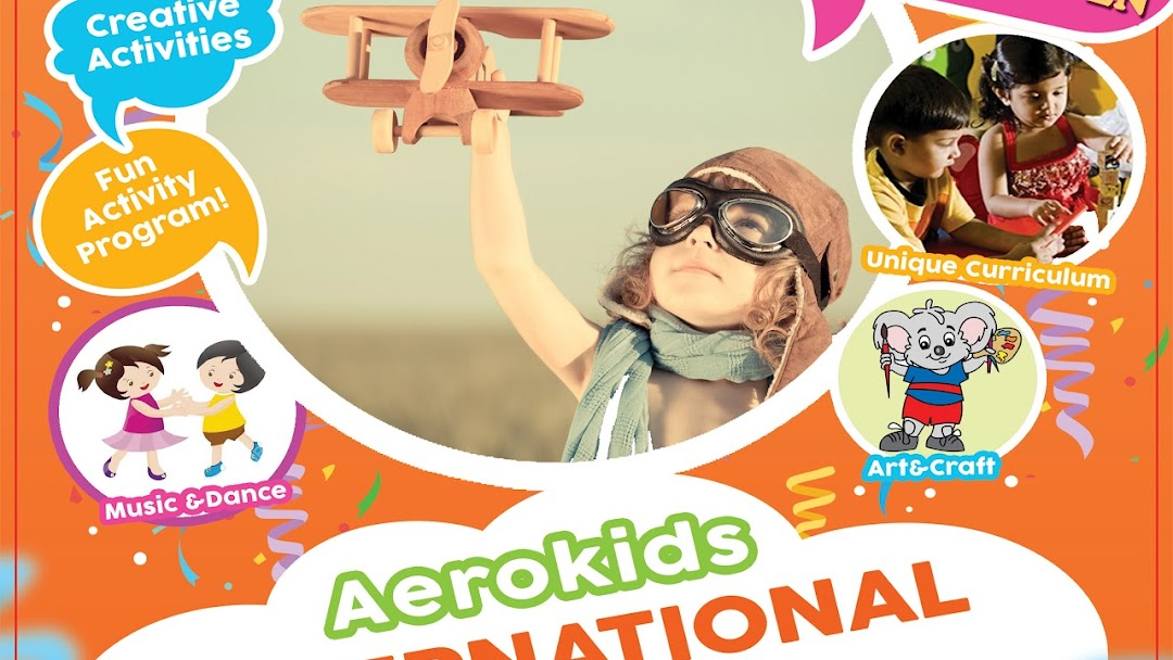 meilleure sélection e30b1 b7c6d Aerokids International Preschool and Daycare - Dindoshi ...