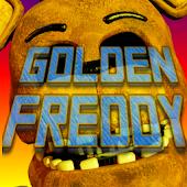 Golden Freddy FNAF HD Art