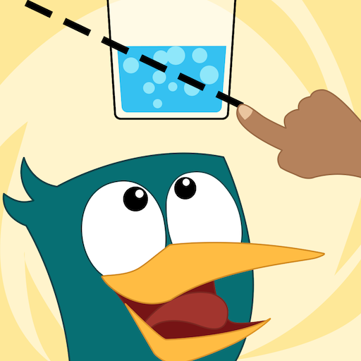 Stupid Bird: Cut Puzzle Game