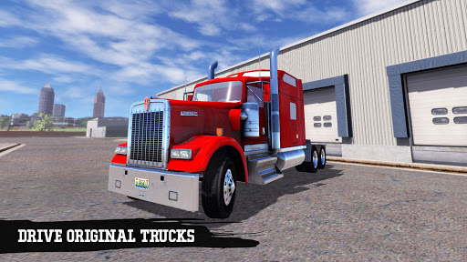 Truck Simulation 19 1.7 screenshots 11