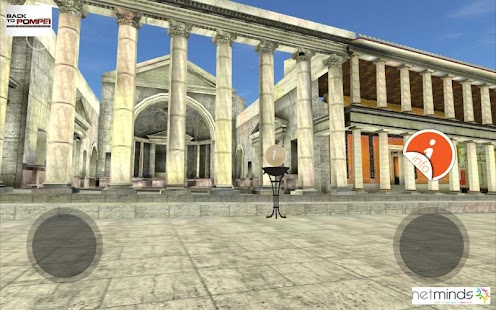 Back To Pompeii VR guide- screenshot thumbnail