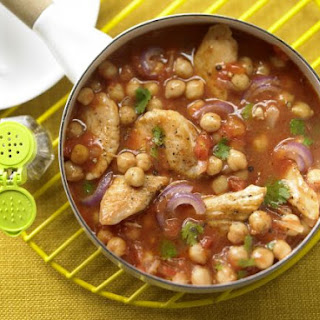 Chickpea Ragout Tomatoes Recipes