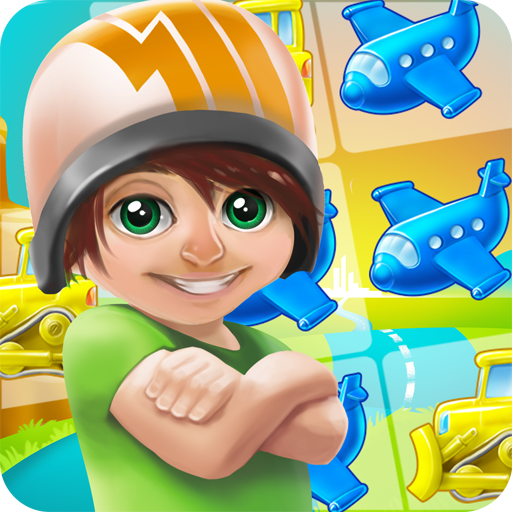 Cars Crush! - Toy Match 3 Puzzle Game file APK Free for PC, smart TV Download