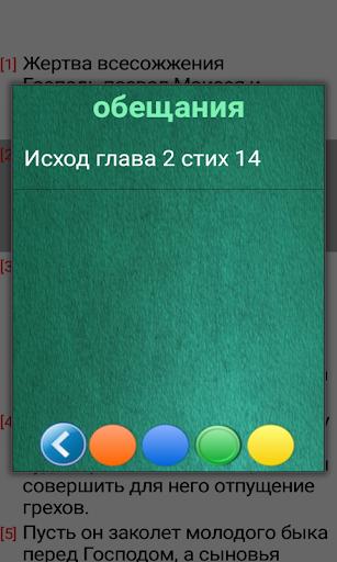 Bible New Russian  Translation With Audio 5.2 screenshots 8