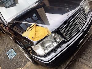 Eクラス ステーションワゴン W124 '95 E320T LTDのカスタム事例画像 oti124さんの2019年07月15日11:08の投稿