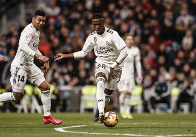 Le Real Madrid ferme la porte des départs pour un offensif