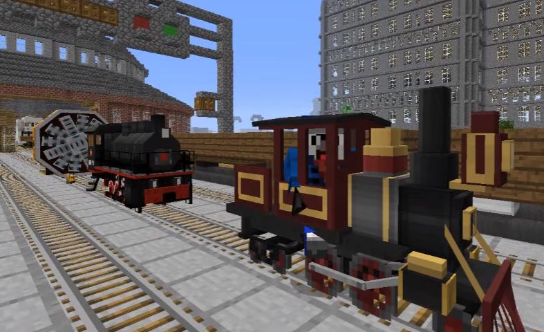 NEW Train Mod For MCPE APK | APKPure ai