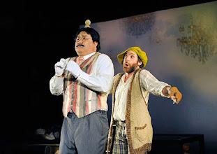 """Photo: LORTZINGS """"UNDINE"""" an der Wiener Staatsoper - Kinderfassung. Inszenierung: Alexander Medem. Premiere 18.4.2015. , Carlos Osuna. Foto: Barbara Zeininger"""