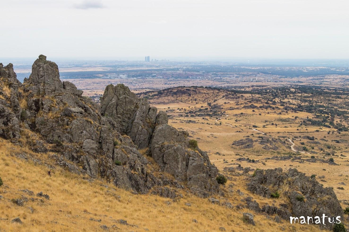 Vistas desde el Cerro San Pedro