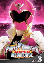 Power Rangers Super Megaforce: The Perfect Storm