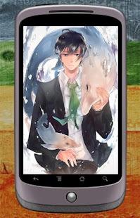 Nanase Haruka Wallpaper - náhled