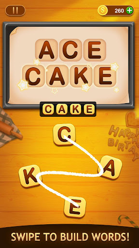 Word Cakes modavailable screenshots 1