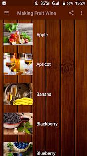 Making Fruit Wine - náhled