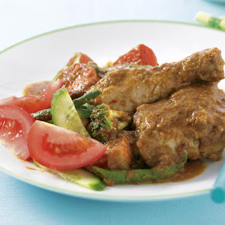Malaysian Chicken Curry.