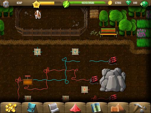 Diggy's Adventure: Fun Logic Puzzles & Maze Escape screenshots 6