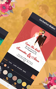 Download Invitation card maker & greeting cards making app For PC Windows and Mac apk screenshot 15