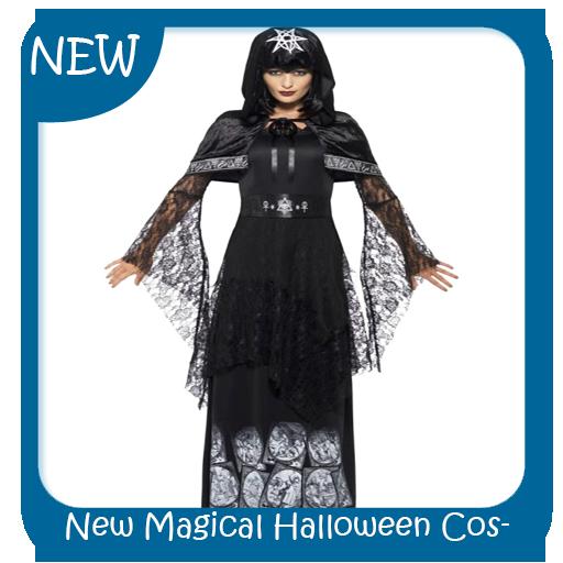 Creatief Halloween Verkleden.New Magical Halloween Costumes Apps Op Google Play