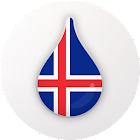 Drops: Learn Icelandic language and words for free icon