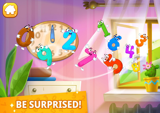 Numbers for kids! Counting 123 games!  screenshots 7