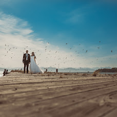 Wedding photographer Milana Brusnik (Milano4ka). Photo of 01.10.2014