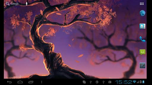 Woody Land :  Tree live wallpaper Parallax 3D free 2.5.5 screenshots 8