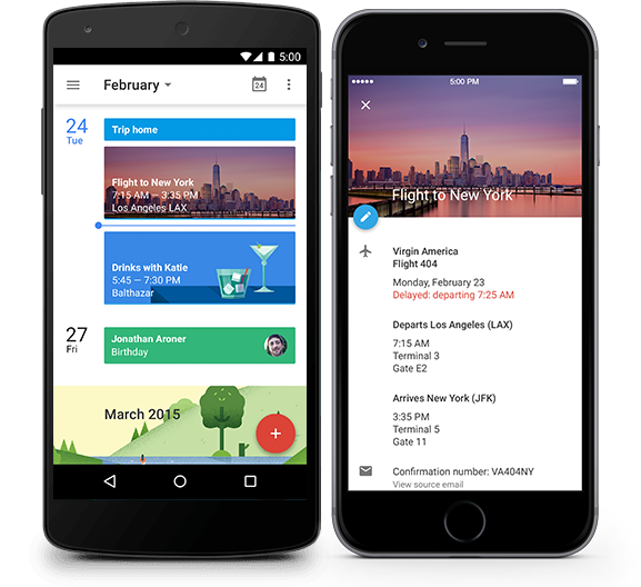 Google Calendar, one of the ultimate time management tools