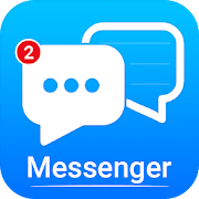 Messenger All Social Networks Text and Video Chat