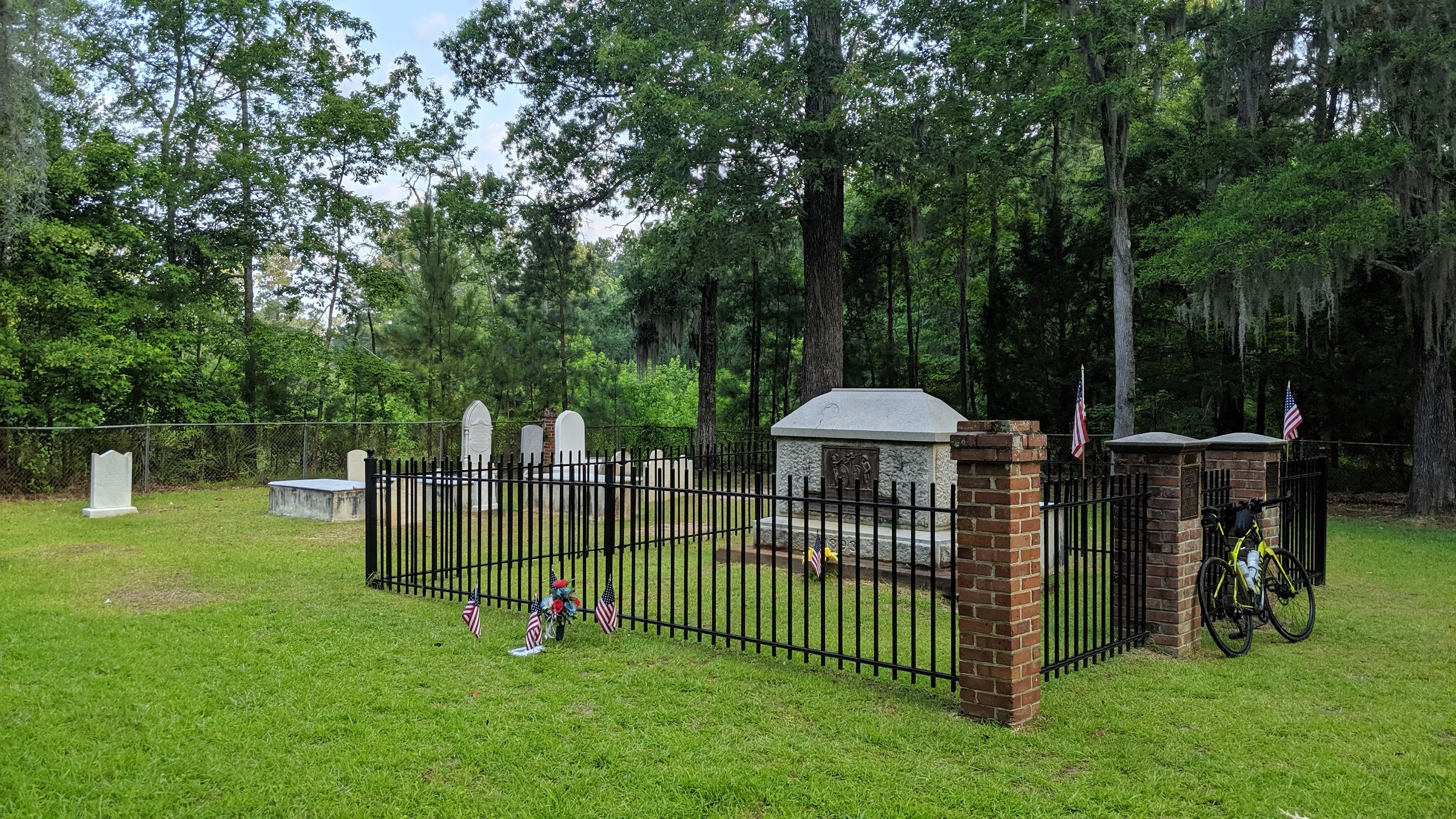 Belle Isle Plantation Cemetery