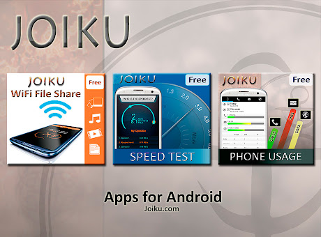 Joiku Apps