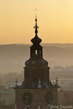 Photo: Wieża ratuszowa z Hejnalicy