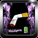 Cigarette Widget icon