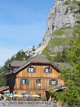 Photo: Loserhütte. Von hier aus gehen wir zum Losergipfel