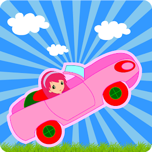 Strawberry Shortgirl Car for PC and MAC
