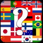 Bandeiras do mundo icon