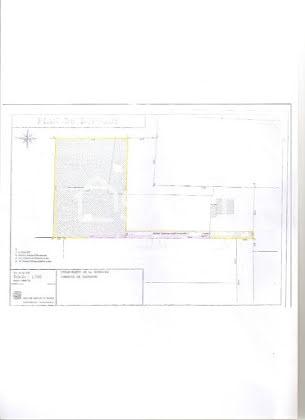 Vente terrain 4482 m2