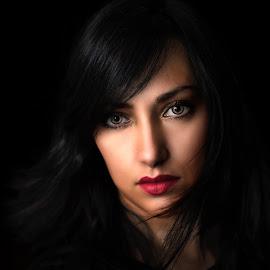 m.k by Alex Kapmar - People Portraits of Women ( israel, morly )