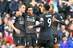 Liverpool sloopt nu ook Burnley en kan nog steeds een perfect rapport voorleggen