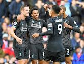 Liverpool s'est imposé 0-3 face à Burnley