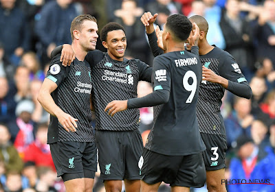 Liverpool s'est imposé 0-3 face à Burnley