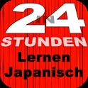 In 24 Stunden Lernen Japanisch zu Sprechen icon