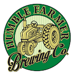 Logo for Humble Farmer Brewing Co.