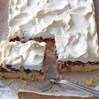 Meringue Cake.