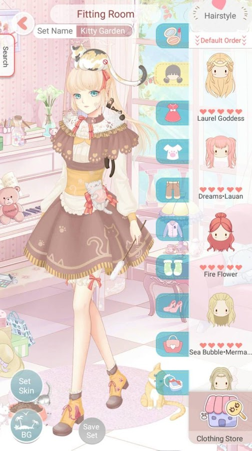 Dress Up Diary:Play with YooRa- screenshot