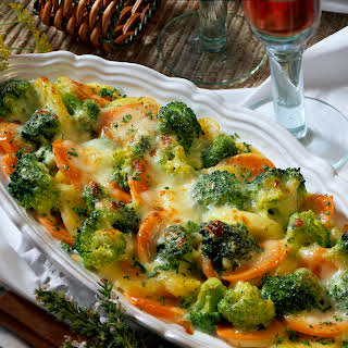 Sauce For Steamed Broccoli And Carrots Recipes.