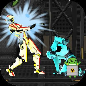 Robot Fighting Battle Machines