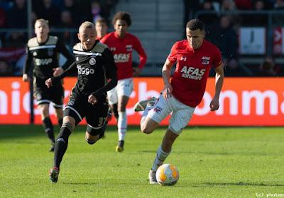 Van Den Brom joue un mauvais tour à l'Ajax qui effectue une mauvaise opération dans la course au titre