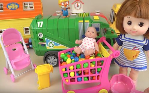 Baby Doll Orbeez Bath Play - náhled