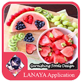 Garnishing Foods Design Ideas
