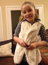 Photo: I'm glad she found the vest, it IS adorable and warm